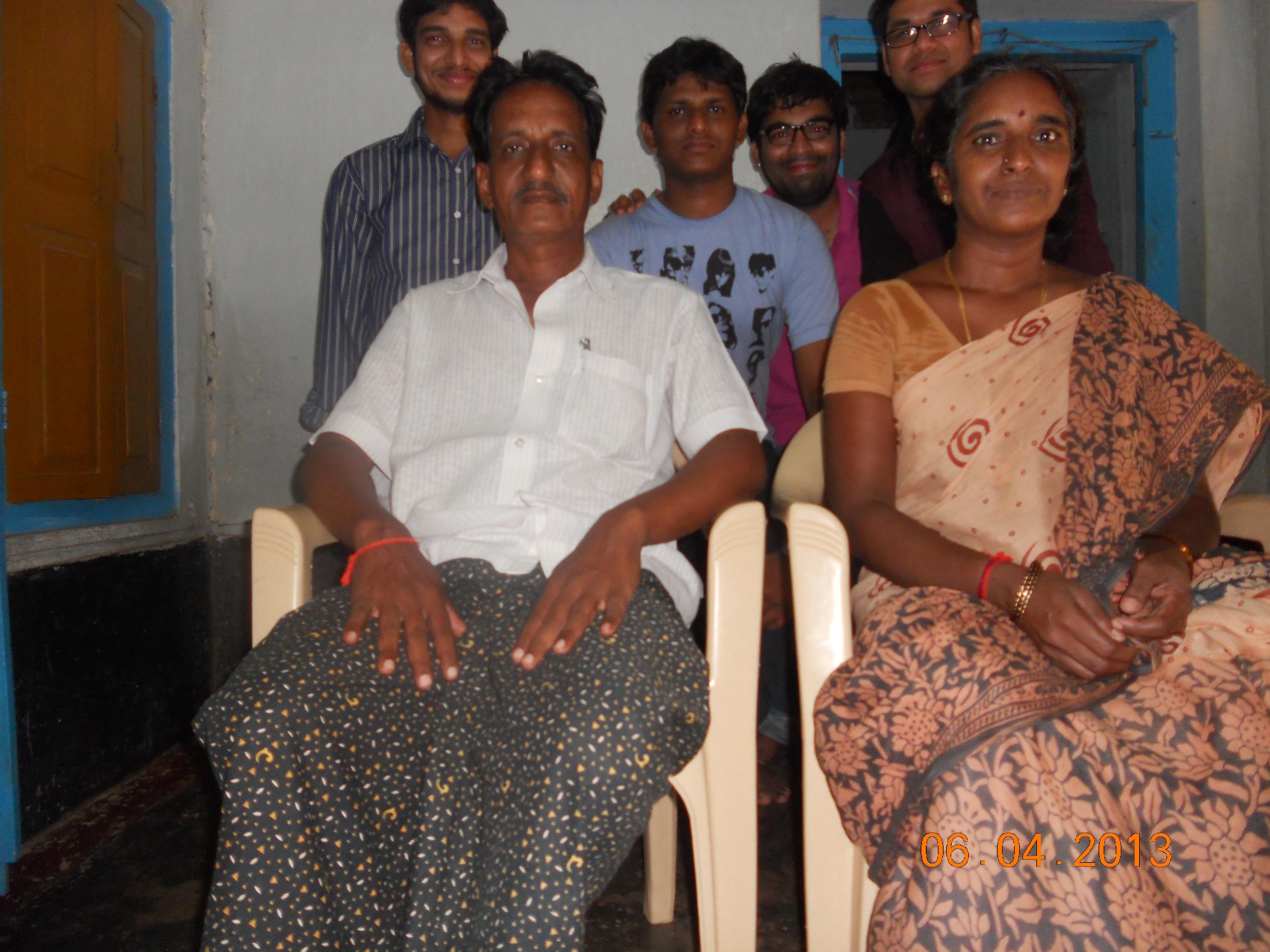 Satish Family