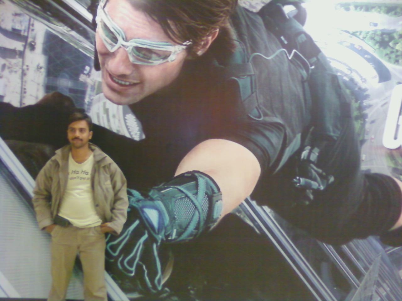 Chanchal Kiran @IMAX