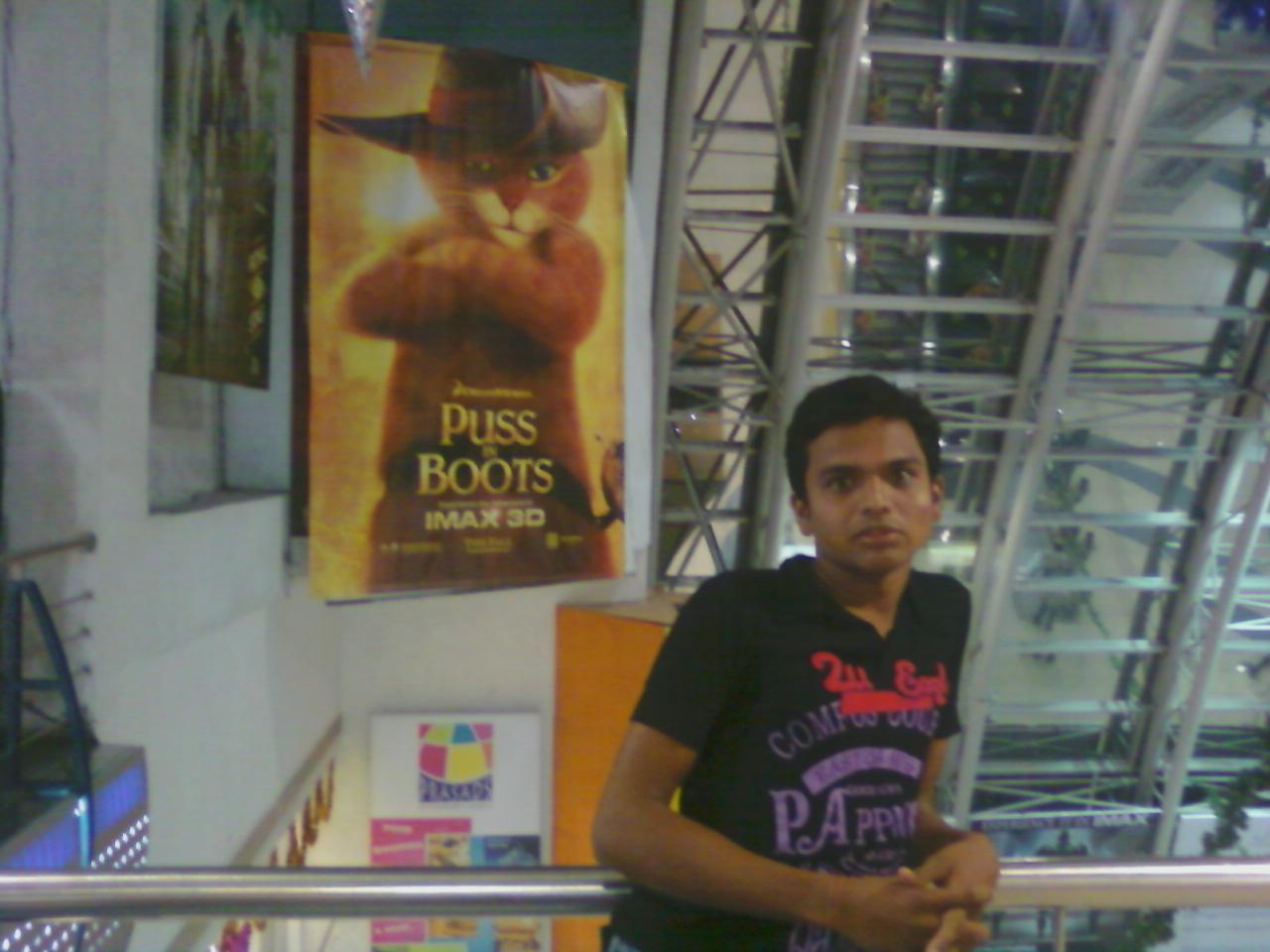 Gagandeep Damu @IMAX