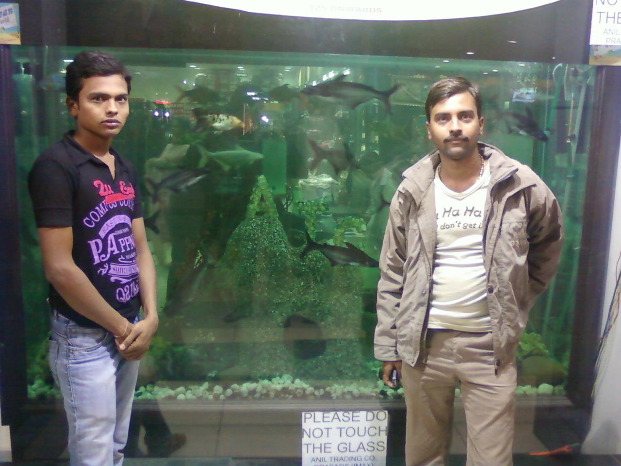 Chandra Sekhar,Gagandeep Damu and Chanchal Kiran @IMAX