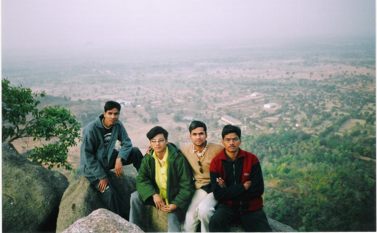Satish, Suresh, Himlal, Satish and Manohar