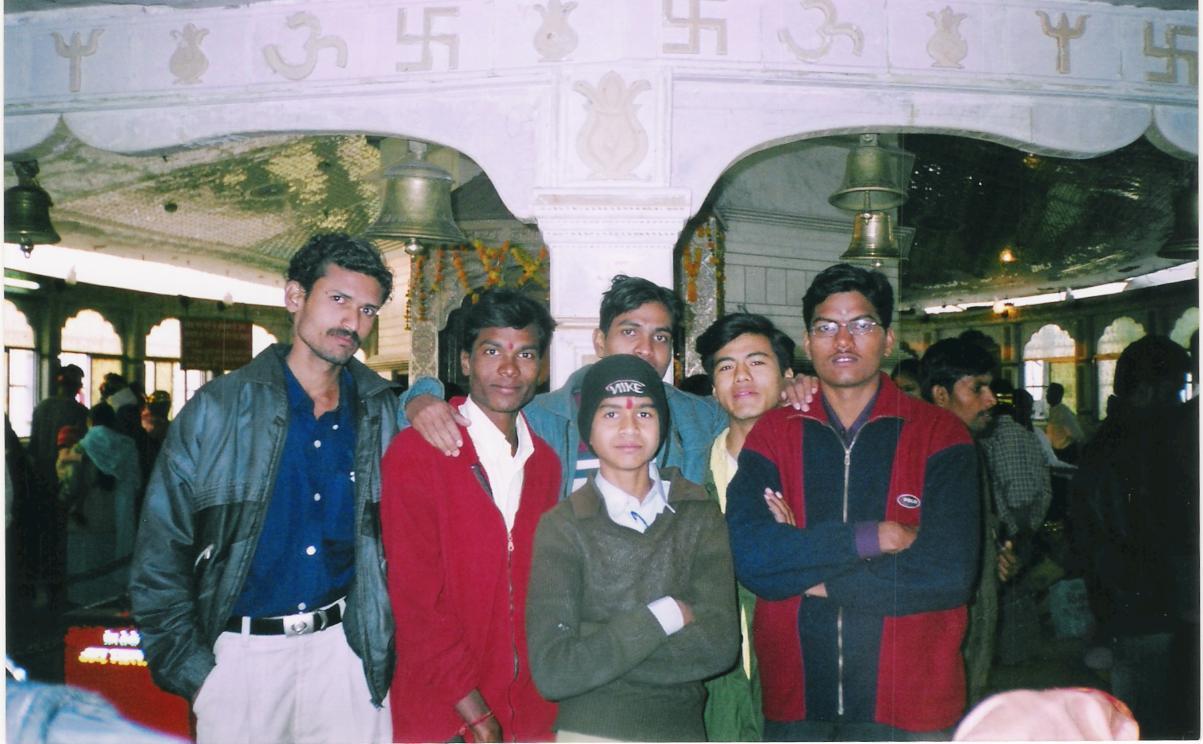 Rupesh, Himlal,Satish and Manohar