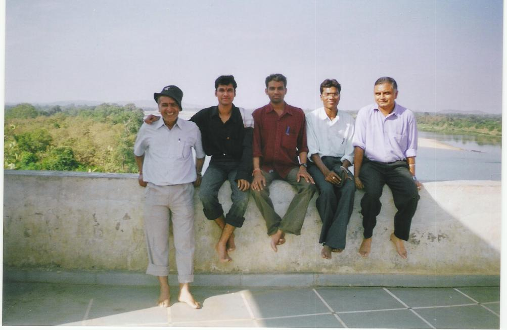Team on rest
