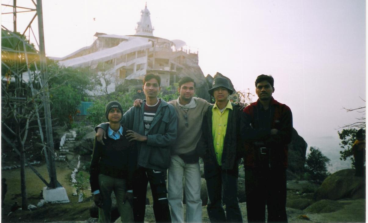 Satish, Suresh, Himlal and Manohar